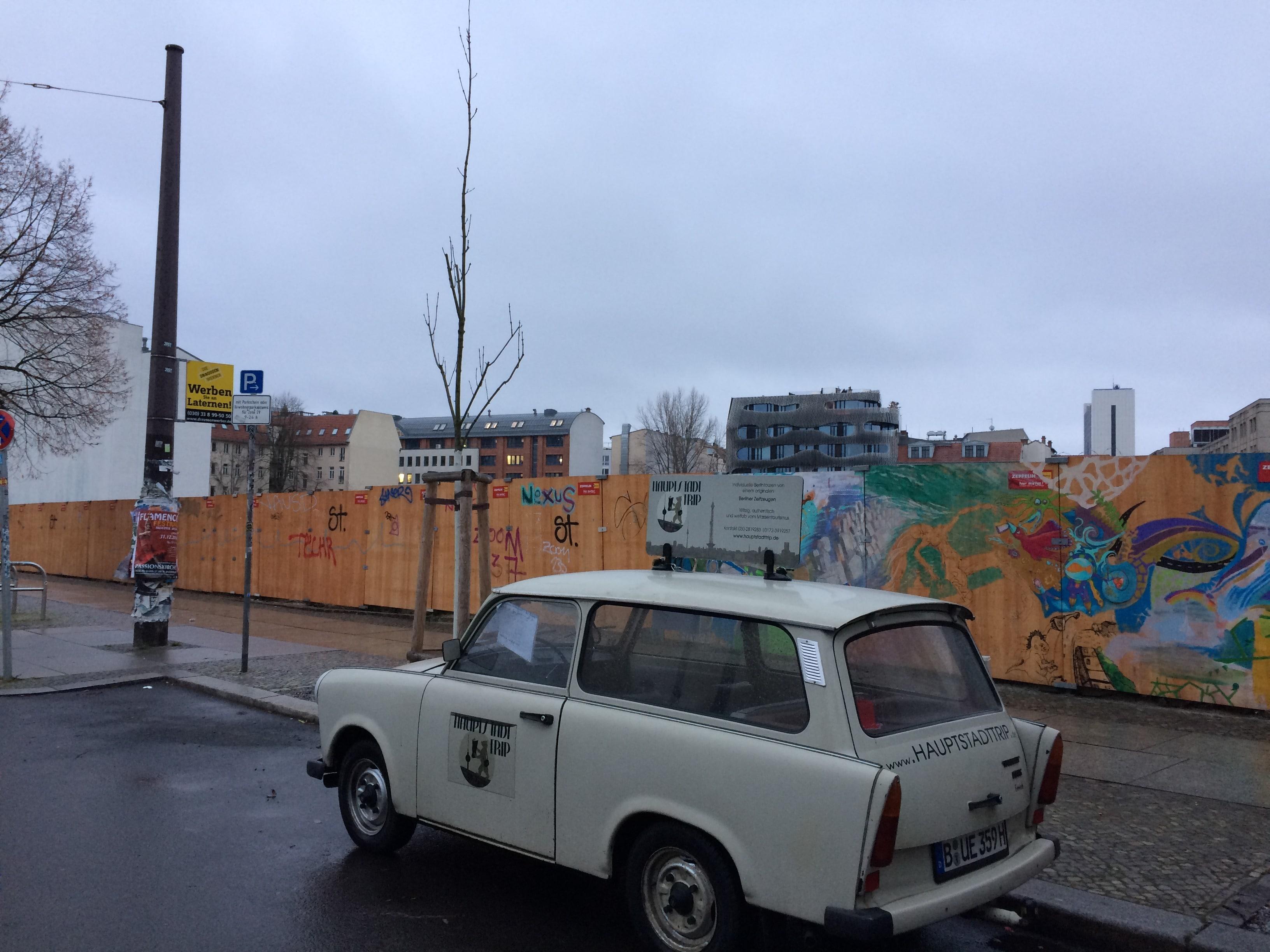 Oranienburgerstrasse. Lebensraum - Berlino 2017