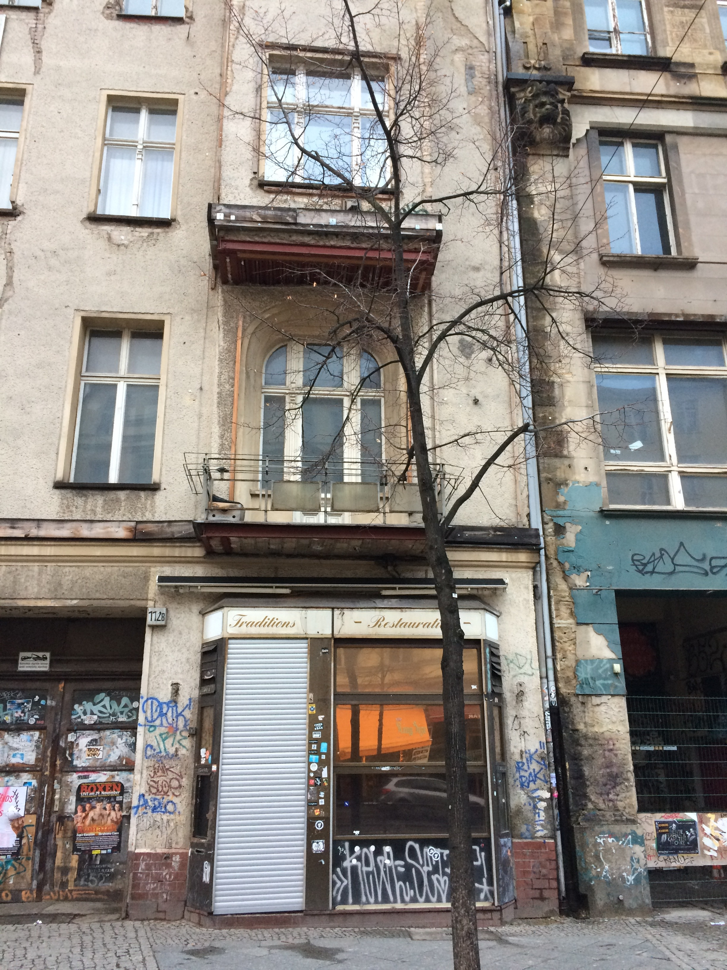 Friedrichstrasse, Berlino. Lebensraum - Berlino 2017