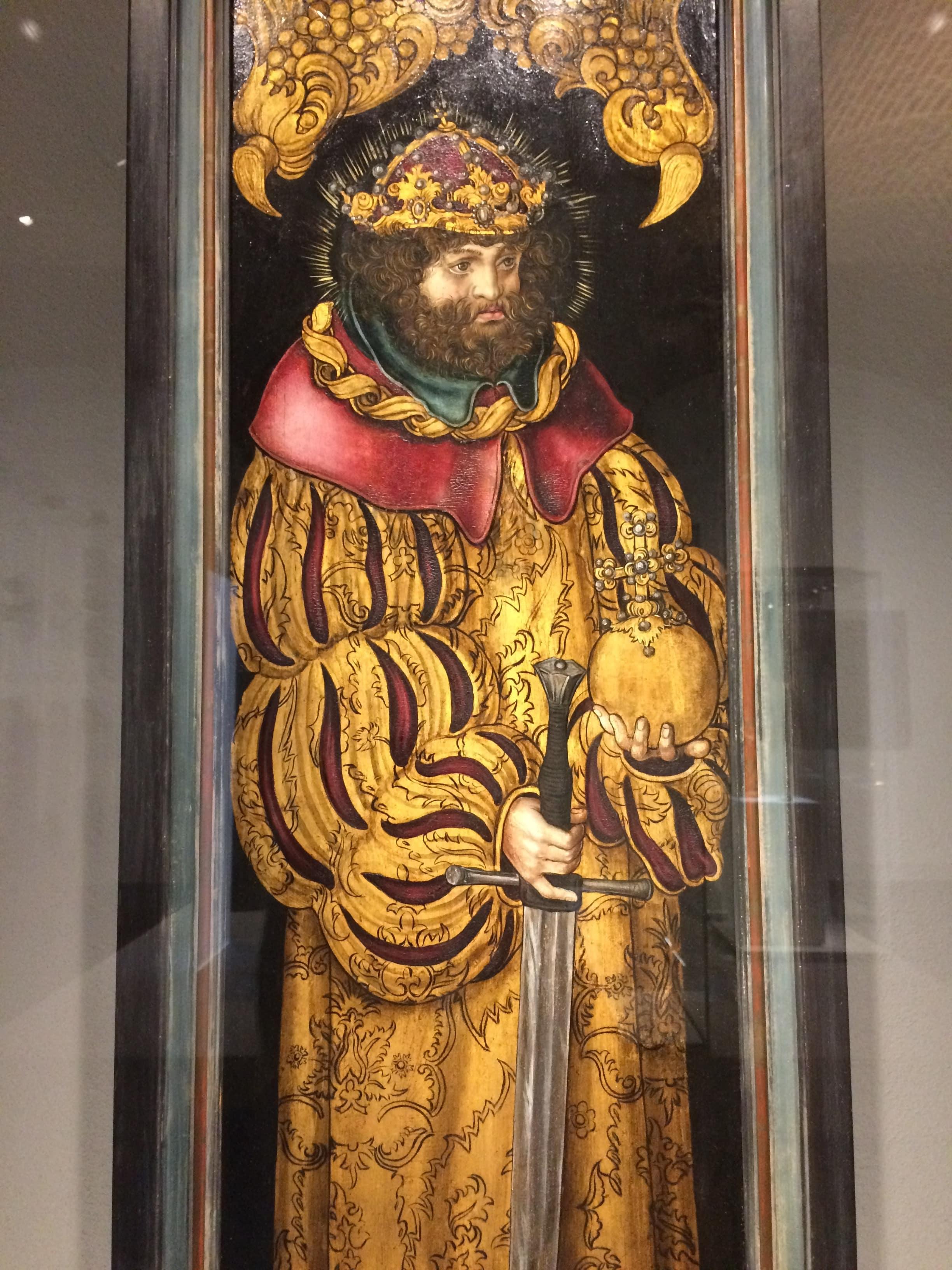 Carlo Magno di Lukas Cranach